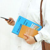 Perfect size - Indigo 2022 Official soft dated weekly diary planner