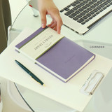 Lavender - Indigo 2022 Official A5 Dated Weekly Diary Planner
