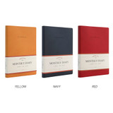 Color - Indigo 2022 Official A5 Dated Monthly Diary Planner