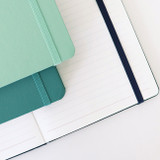 Band closure - Indigo 2022 Prism A5 Dated Weekly Diary Planner