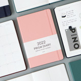 Indigo 2022 Prism A5 Dated Monthly Diary Planner