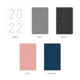 Color - Ardium 2022 Premium Basic Dated Monthly Planner Scheduler