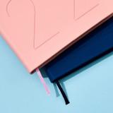 Ribbon bookmark - Ardium 2022 Premium Basic Dated Monthly Planner Scheduler