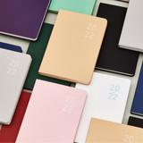 Ardium 2022 Basic Dated Weekly Diary Planner
