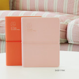 Baby Pink - Indigo 2022 Be Happy for Little Things Dated Weekly Diary