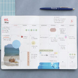 Monthly plan - ICONIC 2022 Journal Journey Dated Weekly Diary Planner