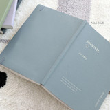Pale Blue - ICONIC 2022 Journal Journey Dated Weekly Diary Planner