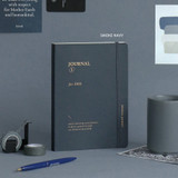 Smoke Navy - ICONIC 2022 Journal Journey Dated Weekly Diary Planner