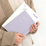 Lavender - ICONIC 2022 Journal Journey Dated Weekly Diary Planner