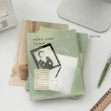 Nature - ICONIC 2022 Make Your Space Dated Weekly Diary Planner