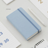 Cozy blue - 2022 Making memory handy dated weekly planner