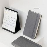Guild gray - 2022 Making memory handy dated weekly planner