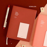 Vermilion - ICONIC 2022 Bubbly Dated Weekly Diary Planner