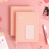 Pink - ICONIC 2022 Bubbly Dated Weekly Diary Planner