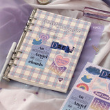 Peace - ICONIC 2022 My Vibe 6-ring Dated Weekly Diary Planner