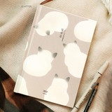 kitten - ICONIC 2022 Daily Life Dated Weekly Diary Planner
