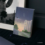 Evening - ICONIC 2022 Daily Life Dated Weekly Diary Planner