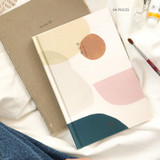 Pieces - ICONIC 2022 Daily Life Dated Weekly Diary Planner