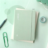 Mint - ICONIC 2022 Draw Your Orbit Dated Weekly Diary Planner