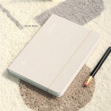 Cream beige - ICONIC 2022 Draw Your Orbit Dated Weekly Diary Planner