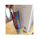 Rainbow gel pen set ver.2