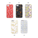 iPhone pattern phone case - daily christmas