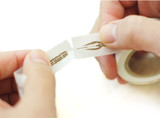 Easy to tear, Masking adhesive Tape