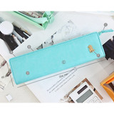 Size of Zoo animal soft pencil case