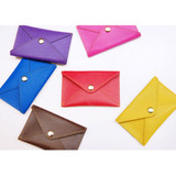 Vivid slim letter card case
