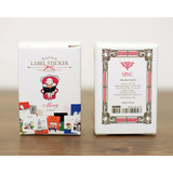 Package for Ming romantic vintage label sticker set