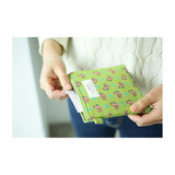 Jam Jam cute illustration pattern mini zipper pouch