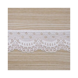 white cotton lace roll tape - 31