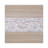 white cotton lace roll tape - 32