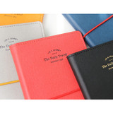 Detail of Life is journey RFID blocking passport case