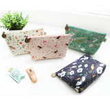 Willow story illustration pattern pouch