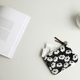 Pattern easy small zipper pouch