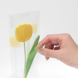 Appree Yellow tulip sticky memo notes