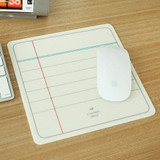 Note pad mouse pad