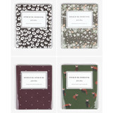 Flower pattern self adhesive photo album ver.2