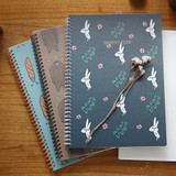 Large size - Jam Jam wirebound drawing notebook