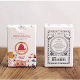 Nacoo Kwoni small label sticker set
