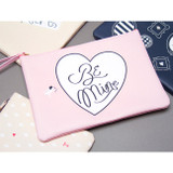 Be mine clutch bag pouch
