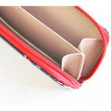 Summer heart - Du dum zip around pen case