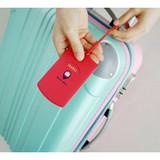 Take me anywhere travel luggage name tag