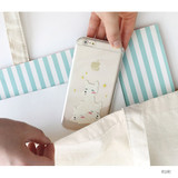Ruri - Hellogeeks Clear PC case cover for iPhone 6