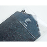 Package for Aurora Glitter flat card holder with key ring