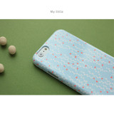 My little - Promenade pattern phone case for iPhone 6