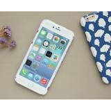 Promenade pattern phone case for iPhone 6