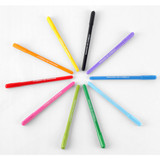 Rainbow vivid color gel pen 0.38mm