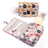Merrygrin travel hanging toiletry pouch bag